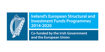 Ireland's European Structural and Investment Funds Programmes 2014-2020 logo